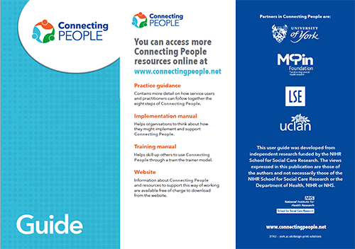 Connecting people leaflet pdf